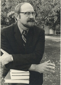 Taken in 1974 for the U. of U. honors catalog.